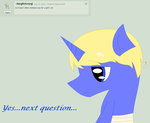 Question 3: Yes by AskPony-Norway