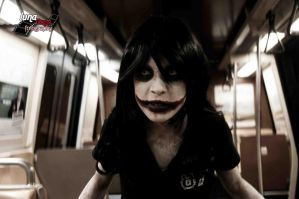 Jeff the killer Cosplay by haozeke93