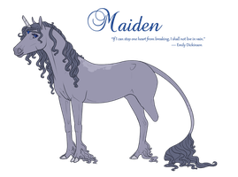 Maiden by Queerly