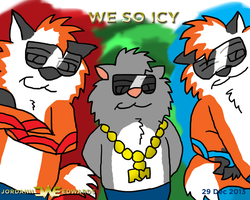 TDT/Rodger - We So Icy by JWthaMajestic