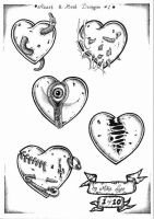 Tattoo Flash 1 by mikegee777