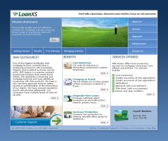LoanXS Website by aliather