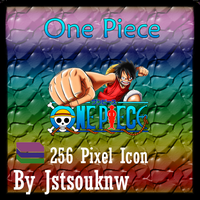 One piece - Anime Icon by jstsouknw