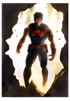 WONDER Man by Gedamo