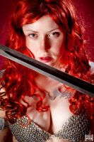 Red Sonja 2 by CoolADN