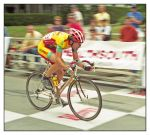 Wendy's/Saturn Criterium. 3 of 6, with story by harrietsfriend