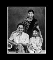 Dr Jothydev and Family. by Abhilash-menon
