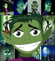BEAST BOY by AvatarRaptor