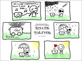 Roller Toaster WP by Valyrei
