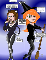 Halloween Party Bannerless by GrouchoM