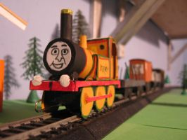RWS Models - Stepney by MarzipanHomestar66