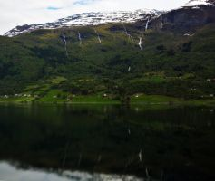 Sailing the fjords to Skjolden 53 by abelamario