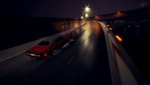Night Drive by JUJUKING