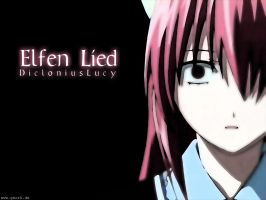 Elfen Lied by Wrath-and-Wesley