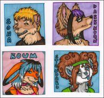 AC Badges 01 by silverwing