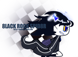 8LACK ROCK SPID8R by princelupin