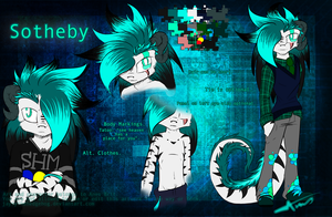 .:Character Reference Sheet:. Sotheby Zhou by InkAntlers