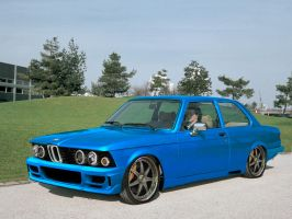 BMW 320 - 1977 by Dj-HeAt