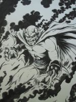 Etrigan The Demon by dannphillips