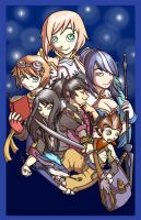 Tales of Vesperia by grindzone
