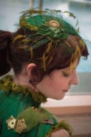 Lady of the Green Kirtle : Hat by FiddlerofDooney