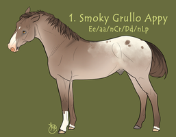 CLOSED 1. Stally Adopt: Draw-To-Adopt by WesternSpice