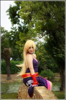 B.jenet cosplay by VictoriaRusso
