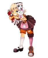 Tiny Tina by CheloStracks