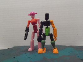 Spud Yeisley's Collection 11- Kitbash Mutants by SpudCreations