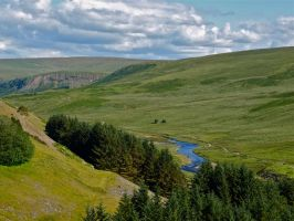 Welsh View by gee231205