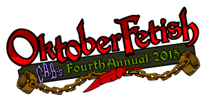 OktoberFetish 2015 LOGO by CeeAyBee