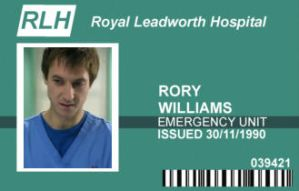 Rory Williams ID Card by pfeifhuhn