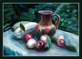 Late Summer - Still-life2 by Sandy515