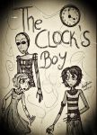 The Clock's Boy by queenfire