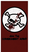 CombiChrist logo 2 by HisWeskerness