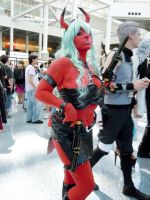 Devil Girl AX2011 by CoonDog69