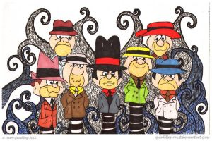 Ant Hill Mob Wyurmies by Quaddles-Roost