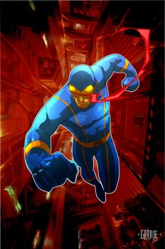Cyclops by johnnymorbius