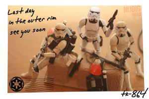 Troopers on duty by pacoespinoza