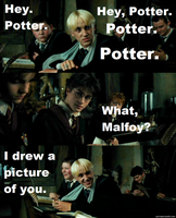 AVPS - Hey. Potter. by Sar-FanGirl