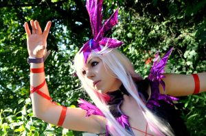 Mana Guilty Crown Cosplay (EP 21 Version) by K-I-M-I