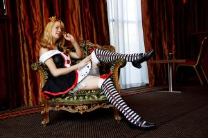 Queen of Hearts by Gonnie