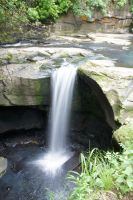 DSC01529 Aberdulais Falls, Neath by VIRGOLINEDANCER1