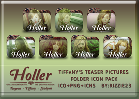 Taetiseo Holler Tiffany's Teasers Folder Icon Pack by Rizzie23
