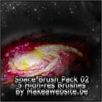 Space Brush Pack2 by Rizl4
