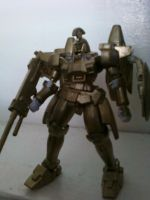 Golden Tallgeese I Trophy by GriffithAzure