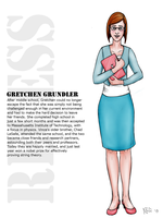 Gretchen Grundler by Just-AO