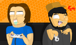 Game Grumps by AwesomeHippie
