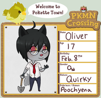 PC app Oliver by Pajuxi