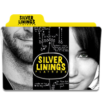 Silver Linings Playbook Folder Icon by efest